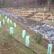 preventing riverbank erosion