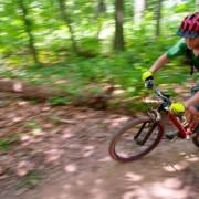 trail bmx rider