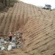 erosion and drainage control services