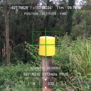 bushland monitoring