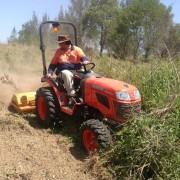 tractor-slash